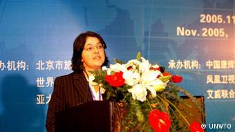 Sandra Carvao, UNWTO