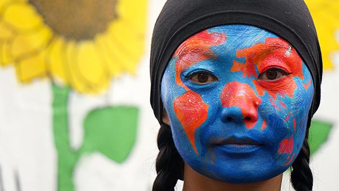 11.2015 DW Blog Faces Climate Change