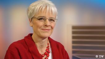 Herrmann Ulrike Quadriga Porträt
