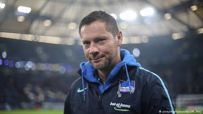 Hertha BSC Trainer Pal Dardai (Foto: picture-alliance/dpa/M. Hitij)