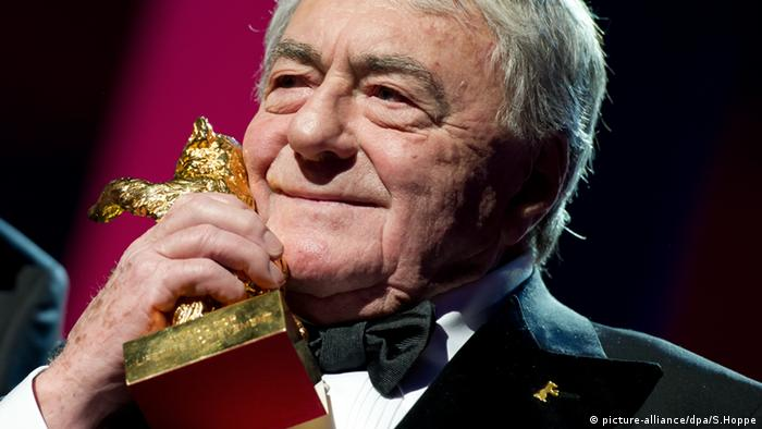 Claude Lanzmann Roter Teppich Berlin Internationales Filmfestival Goldener Bär