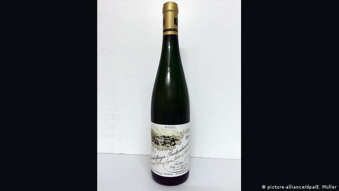 Saar Riesling (picture-alliance/dpa/E. Müller)