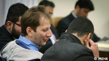 Title: Babak Zanjani Bildbeschreibung: Babak Zanjani, also known as Babak Morteza Zanjani, is an Iranian businessman who was born on March 12, 1974. Zanjani is one of the individuals named in the restrictive measures against Iran by the European Union on December 2012 by the EU council on the grounds of what was stated as assisting designated entities to violate the provisions of the EU regulation on Iran and is providing financial support to the government of Iran. Zanjani was claimed to be a key facilitator for Iranian oil deals and transferring oil-related money. He owns and operates the UAE-based Sorinet Group. He also own the Qeshm Airlines and the Rah Ahan Sorinet F.C. in Iran. He denied the accusation, declining any ties with the Iranian government and calling the Europeans' decision a mistake. On 30 December 2013, Zanjani was arrested by police due to his rule in corruption scandal. Schlagwort: Iran, Babak Zanjani, Sorinet Group, Qeshm Airlines, Corruption Quelle: MEHR