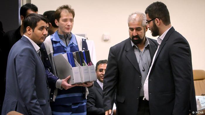 Iran Korruption Babak Zanjani
