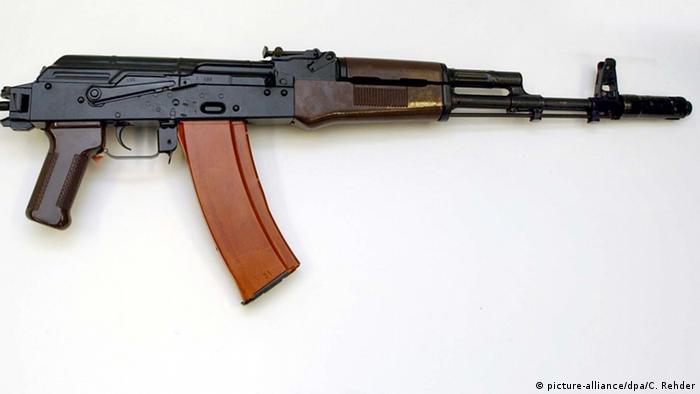 Kalaschnikov AK-47
