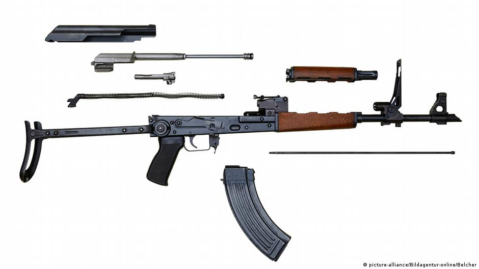 Weapons linked to Paris attacks made in Serbia | News | DW | 11.12.2015