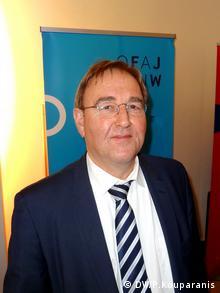 Ο εντεταλμένος της γερμανικής πλευράς για το Ίδρυμα Νεολαίας Ρολφ Στέκελ χαιρέτισε τη συμφωνία που επιτεύχθηκε