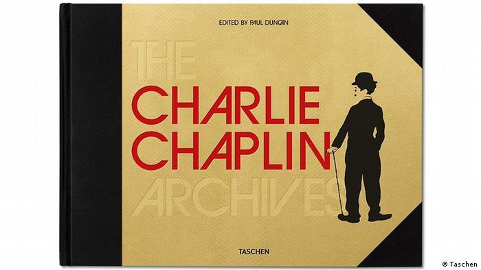 Deutschland Buchbesprechung Das Charlie Chaplin Archiv Buchcover
