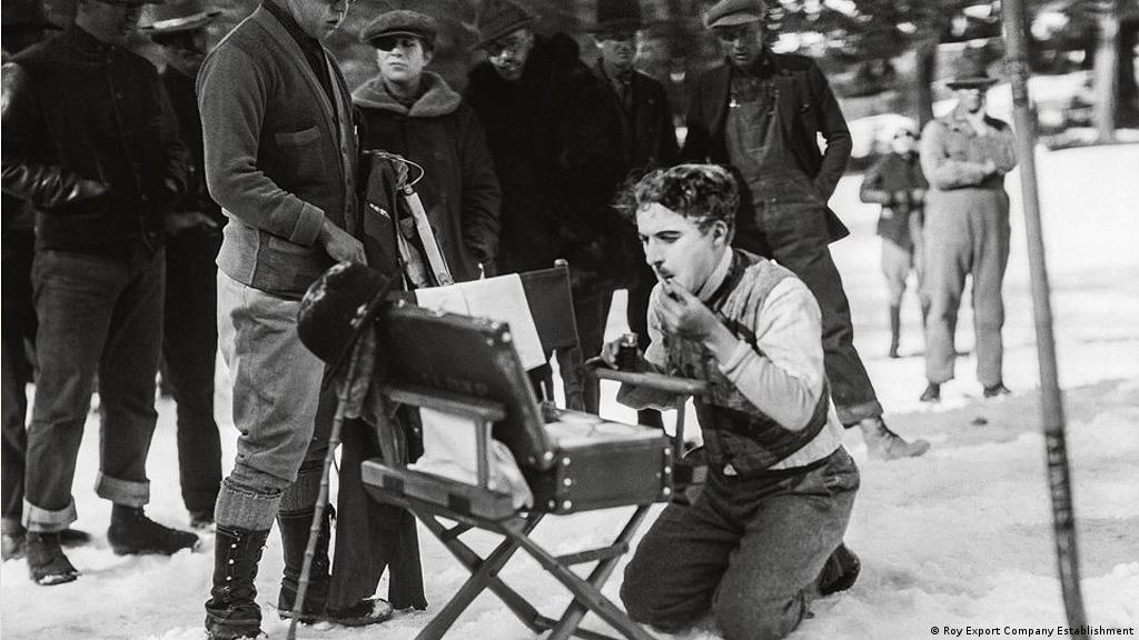Charlie Chaplin Adolf Hitler Und Das Kino Filme Dw