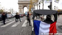 Frankreich Trauer für die Opfer der Anschläge