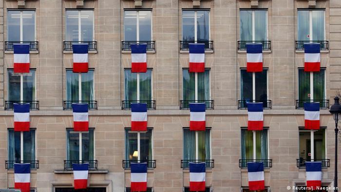 Frankreich Trauerfeier für die Opfer der Anschläge in Paris