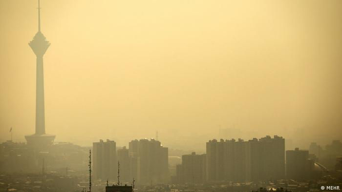 Iran Smog (MEHR)