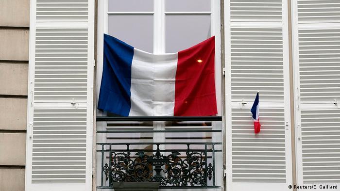 Frankreich Trauer für die Opfer der Anschläge (Reuters/E. Gaillard)