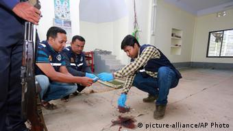 Bangladesch Angriff auf Moschee in Dhaka