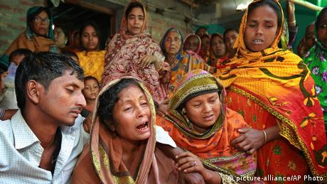 Bangladesch Angriff auf Moschee in Dhaka Angehörige