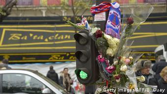 Μπατακλάν, Παρίσι, 13.11.2015