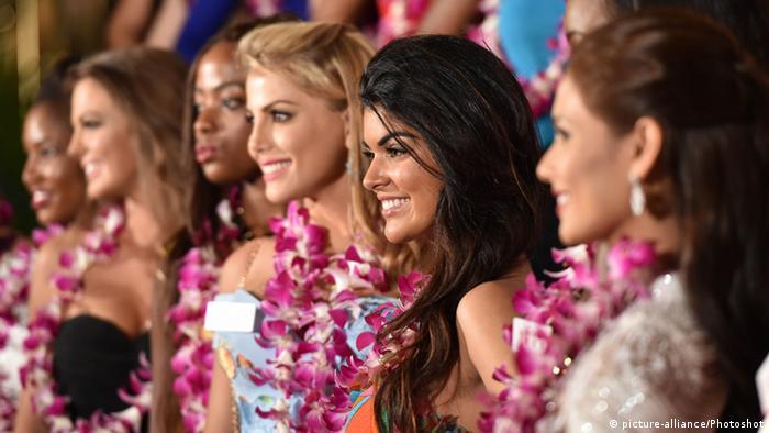 Miss World Schönheitswettbewerb China