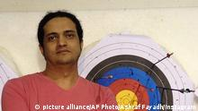 Saudi Arabien Aschraf Fajadh Dichter