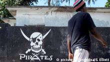 Symbolbild Piraterie Afrika