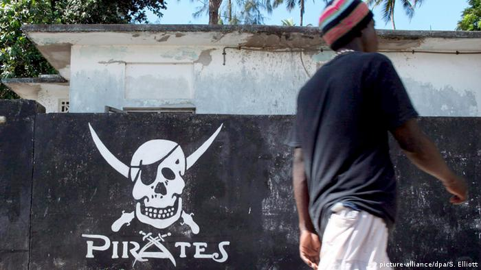 Symbolbild Piraterie Afrika (picture-alliance/dpa/S. Elliott)