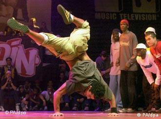 Hip-Hop, das sind Breakdance, Rap und Grafitti