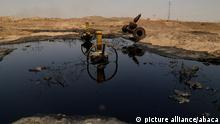 Irak IS Öl