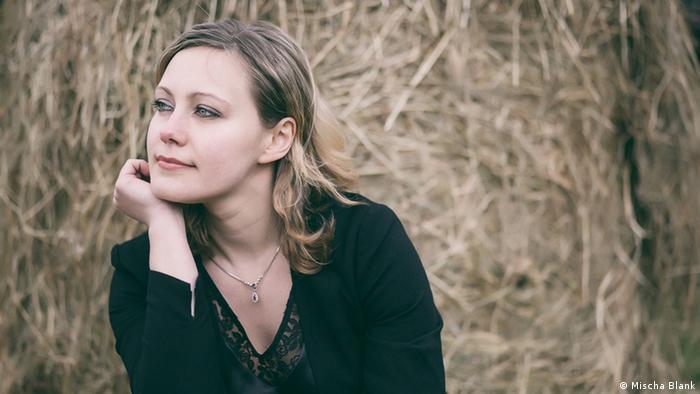 Віоліна Петриченко: У світлому сумі - вся Україна