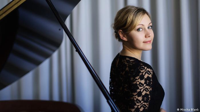 Віоліна Петриченко: Німці також часто просять ноти після концертів. Тож я сподіваюся, що українські мелодії ставатимуть популярними і серед місцевої публіки