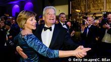 Berlin Bundespresseball Joachim Gauck mit Partnerin Daniela Schadt