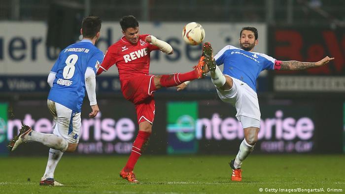 ไฮไลท์  Darmstadt 0 - 0 FC Cologne