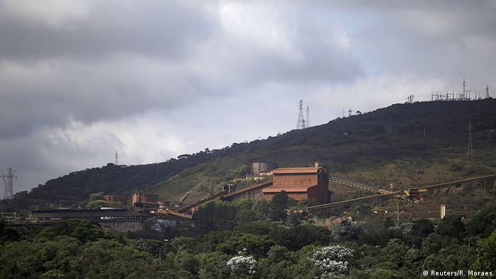 Brasilien Samarco Eisenerzmine Dammbruch
