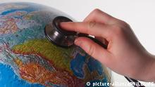 Symbolbild Klimawandel Gesundheit