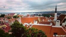 Title: Tallinn Bildbeschreibung: Tallinn ist die Hauptstadt von Estland. Sie liegt am Finnischen Meerbusen der Ostsee, etwa 80 Kilometer südlich von Helsinki. Quelle: Sina Atari
