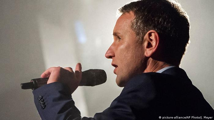 Björn Höcke AfD (picture-alliance/AP Photo/J. Meyer)