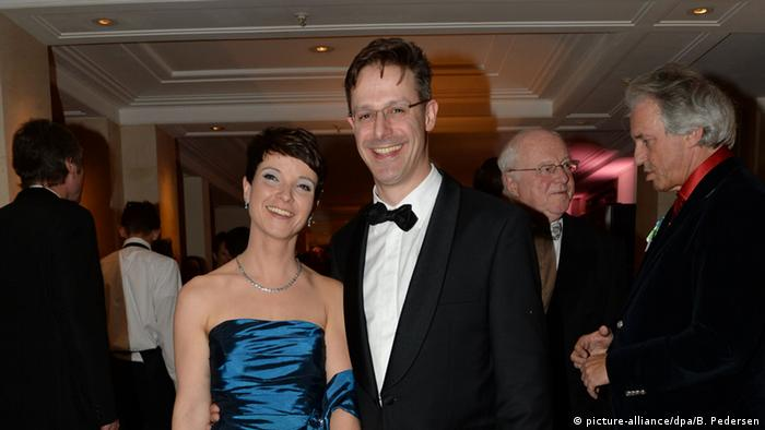 Frauke Petry and Marcus Pretzell