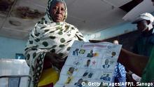 Burkina Faso Wahl in Ouagadougou