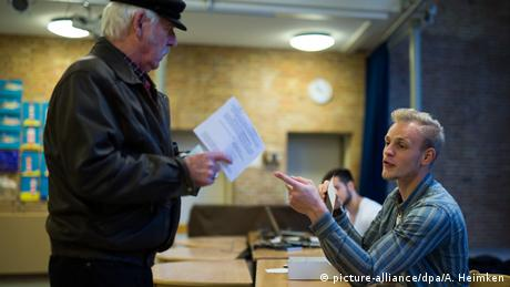 Olympia-Abstimmung in Hamburg Referendum (picture-alliance/dpa/A. Heimken)