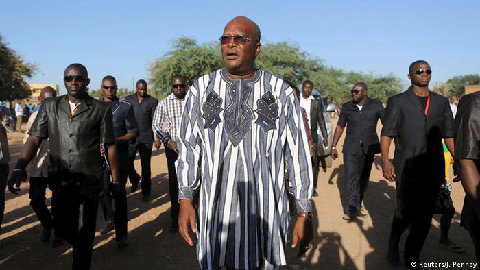 Le président du Burkina Faso, Roch Marc Christian Kaboré, a estimé que les Africains devaient se ressaisir et s'unir pour lutter contre les jihadistes.