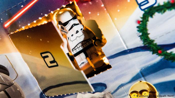 Adventskalender Lego Star Wars
