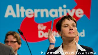 Afd Genel Başkanı Frauke Petry