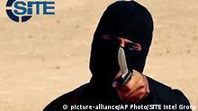 Islamischer Staat Kämpfer Mohammed Emwazi