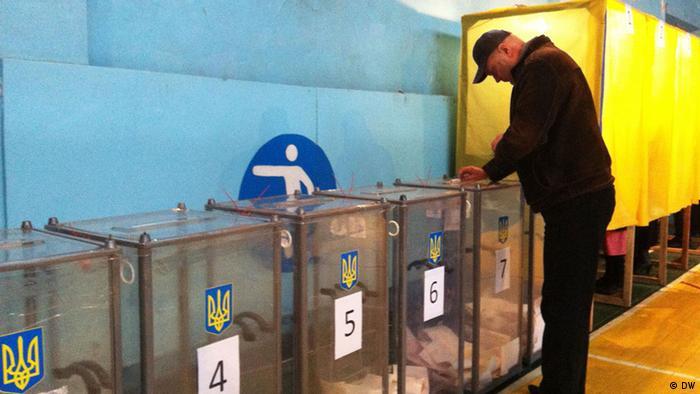 Місцеві вибори в Маріуполі