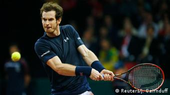 Davis Cup Andy Murray