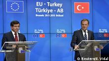 EU Türkei Gipfel in Brüssel