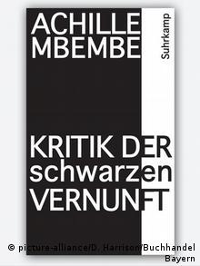 Buchcover Kritik der schwarzen Vernunft von Achille Mbembe