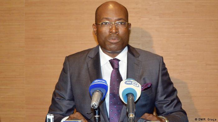 Aurélio Martins, presidente do MLSTP-PSD