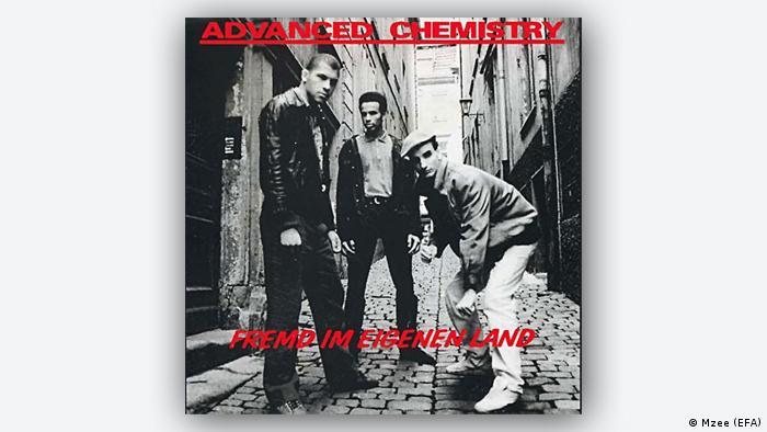 CD Cover Advanced Chemistry - Fremd im eigenen Land