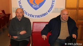 Gennadij Toprak Wladimir Busajew Lettland