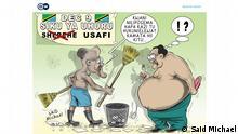 Unabhängigkeitstag Tanganyika Independence Day 9.12.