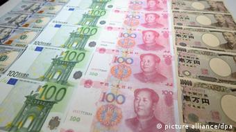 Η Κεντρική Τράπεζα της Κίνας διαθέτει ακόμη γιγάντια συναλλαγματικά αποθέματα